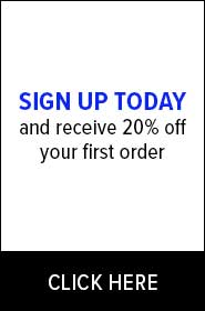 Sign Up Today for 20% off